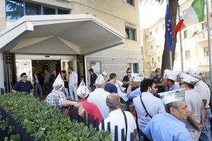 Manifestazione Comitato - Anas