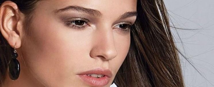 La top model Chiara Baschetti ...