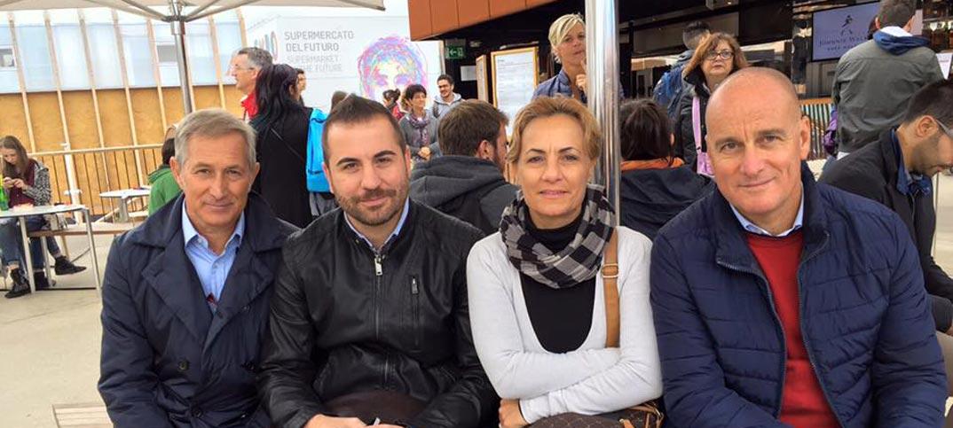 Papaleo a Expo