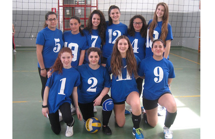 volley Calabretta