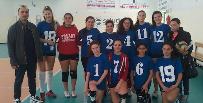 volley ite calabretta