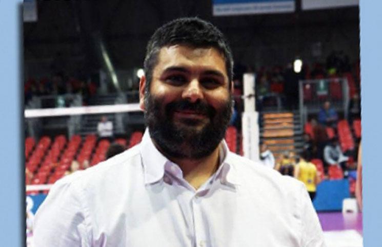 coach Stefano Saja