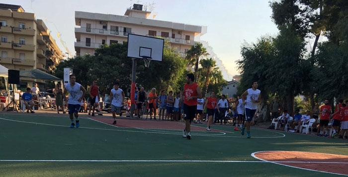 campo basket