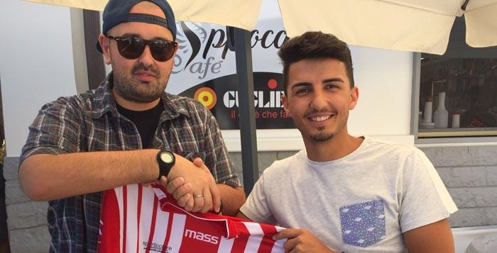 Fabio Mongiardo club quadrifoglio