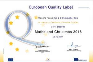Maths and Christmas